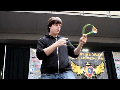 YoYoFactory Presents: Augie Fash California State Contest 2011 3rd place