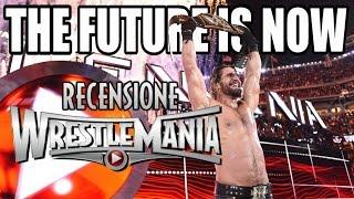 Recensione WWE WrestleMania 31