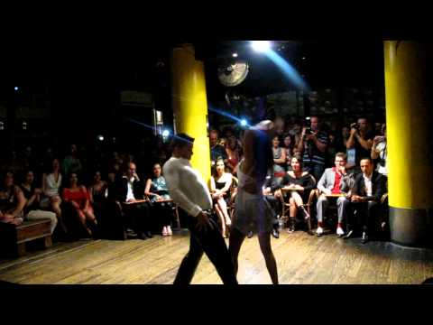 Portugal Salsa Open no Barrio Latino 23-06-2012 Tiago Alex & Maya