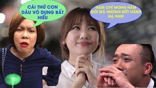 HariWon Bị Má Việt Hương Hành Sấp Mặt Vì Không Làm Việc Nhà | Hài Mới 2018