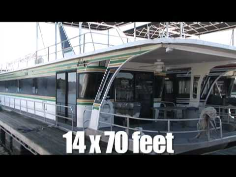 Hoosier Hills Marina Houseboat Rentals