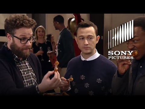 The Night Before - ESPN Holiday Party (ft. Seth Rogen & Anthony Mackie)