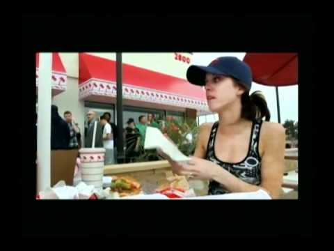 In-N-Out Burger Makes Woman Cry!