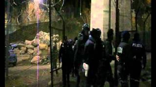 TAGLIO DELLA RETE E CERCHIO delle DONNE CONTRO LA MILITARIZZAZIONE della VAL di SUSA 26 novembre 2011 Chiomonte