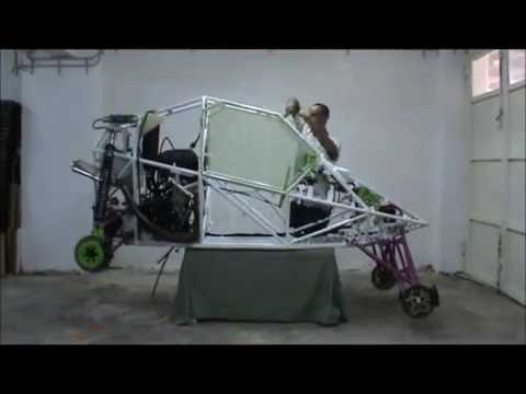 Building a Barracuda buggy in fast forward by Sotirchos Engineering