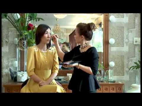 Kim Tuyến làm đẹp cùng bạn - Trang điểm công sở (Chương trình Thời trang & cuộc sống HTV)