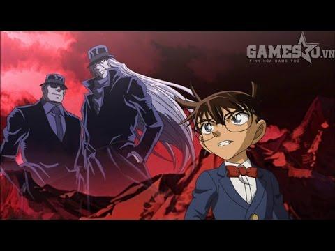 Conan Tập Cuối   Sự xuất hiện của ông trùm và kết thúc !!!