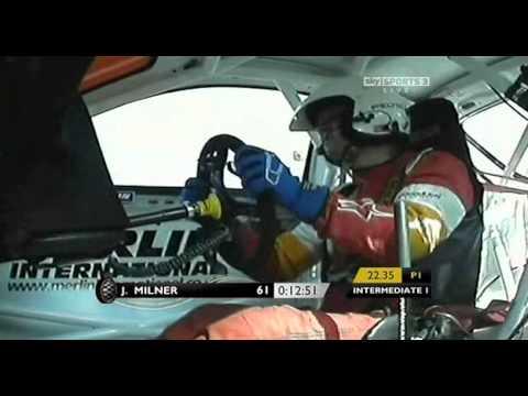 Goodwood  Festival of Speed 2011 Lotus 88 - Johnny Milner Toyota Celica