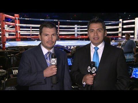 Adrien Broner vs. Marcos Maidana - Análisis Antes de la Pelea - SHOWTIME Boxeo