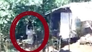 MOST Shocking Ghost Footage[Real Ghost Soul Captured