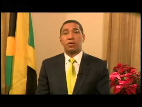 OPPOSITION LEADER ANDREW HOLNESS' NEW YEAR'S ADDRESS