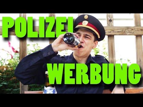 Offizielle Polizei Werbung - Wiener