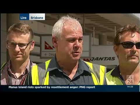 ABC24 Interview with Peter Biagini discussing Qantas job cuts