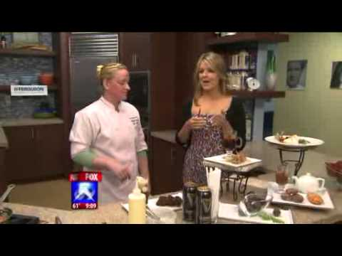 Baking with Spirits & Beer with Ali on Fox 5 San Diego