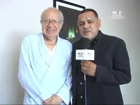 HOY COAHUILA. Eduardo Manzano EL POLIVOZ en Entrevista con Ernesto Sifuentes