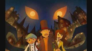 Professor Layton And The Specter's Flute ThemeLIVE