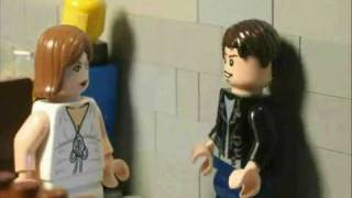 Lego Spiderman Episode IV, The Origin Of Ghost Rider
