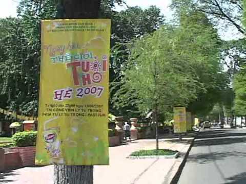 Quảng cáo trà sữa Lipton