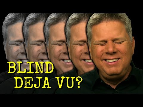 Do Blind People Experience Déjà Vu?