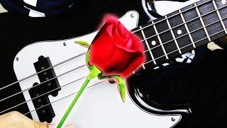Guns N' Roses played with guns and roses