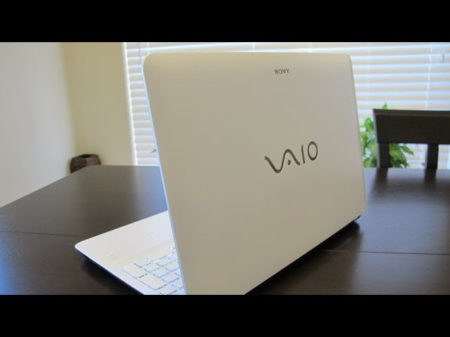 Sony VAIO Fit 15E Series Touchscreen Laptop Review