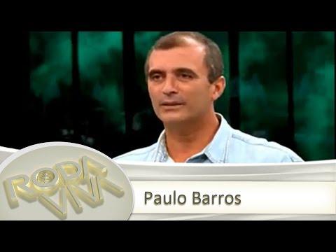Entrevista com Paulo Barros