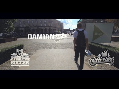 Damian Rychu Gawrych Street Football 2013 GoPro Hero3 (Black Edition)