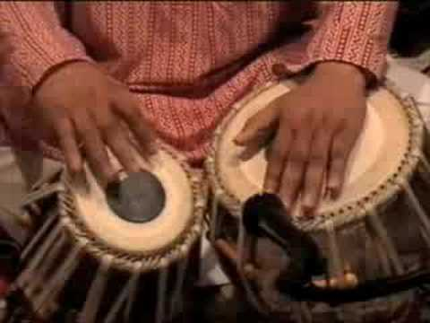 Tabla Lesson 5 with Debu Nayak - Rela