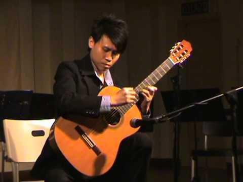Leon Lee - Prelude No.1 by Heitor Villa Lobos