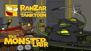 Tanktoon - Monštrum