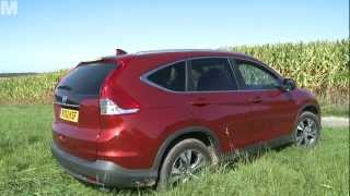 Honda CR-V - Test videos