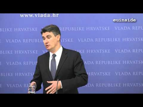 Zoran Milanovic about his conflict with Viviane Reding