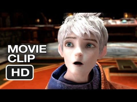 Rise of the Guardians Movie CLIP - Jack Arrives (2012) - Hugh Jackman Movie HD