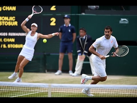 Highlights Day 13: Zimonjic & Stosur win Mixed Doubles - Wimbledon 2014