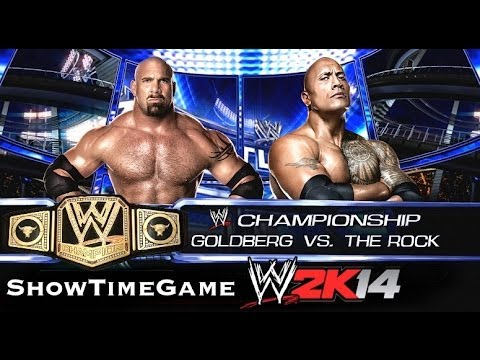 wwe 2k14 entrances goldberg wwe 2k14 goldberg entrance