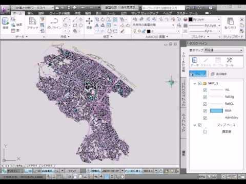 22:2012年8月版 基盤地図情報を活用!3次元の背景地形の作成と主題図の作成