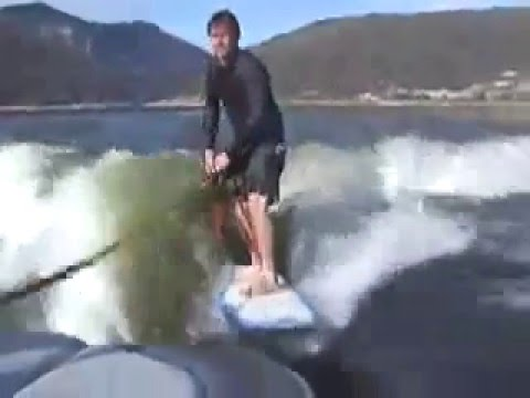 Kahuna Board Riding video part 1