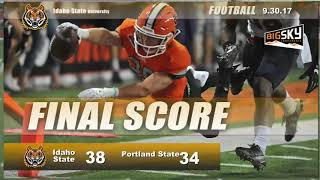 Idaho State vs. Portland State Final Highlights