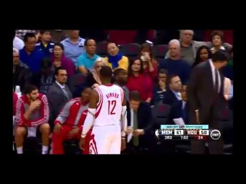 NBA CIRCLE - Memphis Grizzlies Vs Houston Rockets Highlights 26 Dec. 2013 www.nbacircle.com