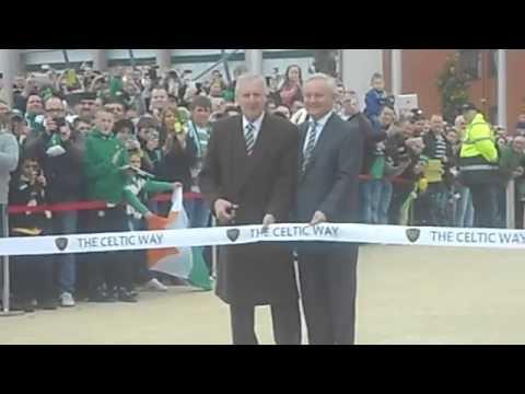 Billy Mcneill Billy Mcneill Officially Opens