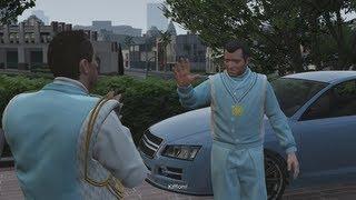 Grand Theft Auto V Final Epsilon Mission (Both Outcomes