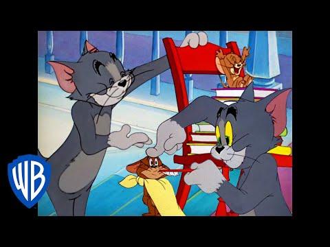 Tom a Jerry - Priatelia