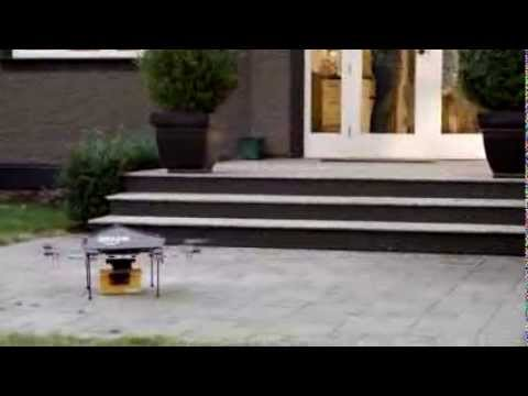Amazon Prime Air next generation R&D