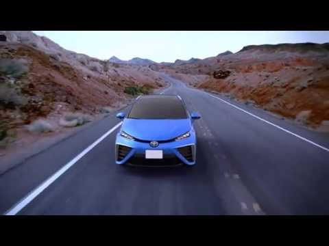 Toyota's Fuel Cell Vehicle: Setting the Next Hundred Years in Motion