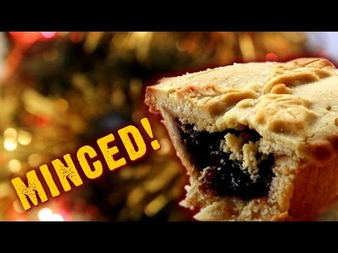 'Minced' -  Mince Pie Christmas Advert