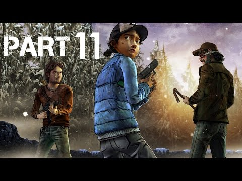 The Walking Dead Game Season 2 Episode 4 - Walkthrough Part 11