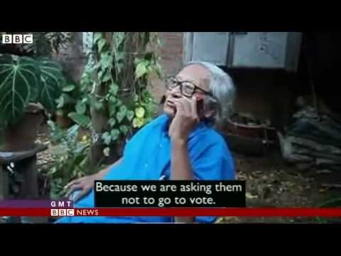 Win Tin (Myanmar Activist), 85, dies of kidney failure