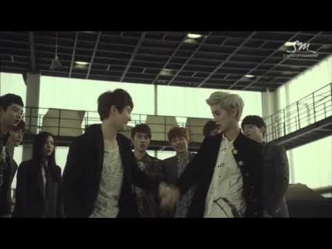EXO 늑대와 미녀 Wolf Music Video Drama Version Korean ver