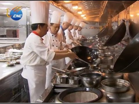 Raw: Mouth-watering dishes served at the CICA Summit