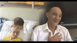 والد حنان يبكي و يُقبل رأس ابنته المصابة بالسرطان..و ها علاش (فيديو جد مؤثر) |
